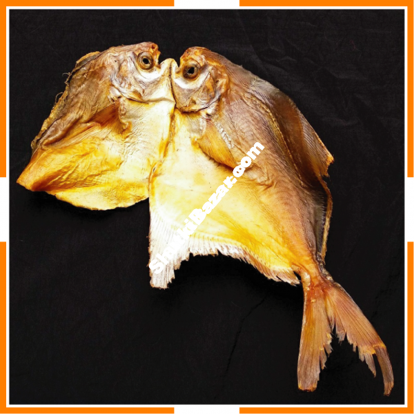 সিলভার রূপচাঁদা শুটকি (মাঝারি)